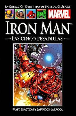 La Colección Definitiva de Novelas Gráficas Marvel (Cartoné) #58