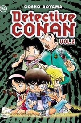 Detective Conan. Vol. 2 (Rústica 96-192 pp) #24