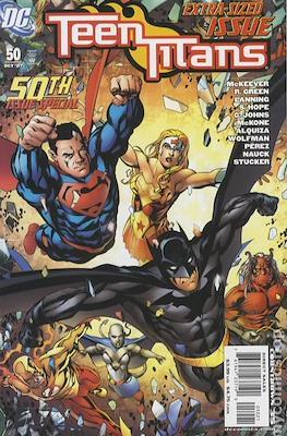 Teen Titans Vol. 3 (2003-2011 Variant Cover) (Comic Book) #50