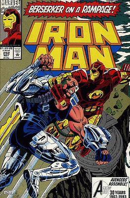 Iron Man Vol. 1 (1968-1996) (Comic book) #292