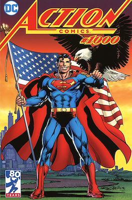 Action Comics Vol. 1 (1938-2011; 2016-... Variant Covers) (Comic Book) #1000.21