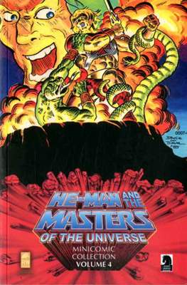 He-Man and the Masters of the Universe - Minicomic Collection (Brossurato) #4