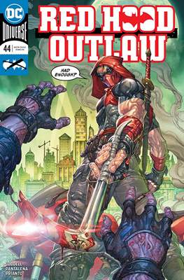 Red Hood and the Outlaws Vol. 2 (Comic Book) #44