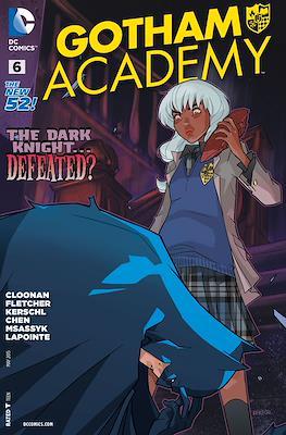 Gotham Academy (2014-2016) (Comic-Book) #6