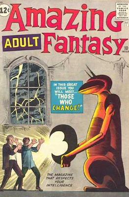 Amazing Fantasy (Comic-Book) #10