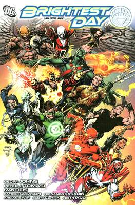 Brightest Day (Hardcover) #1
