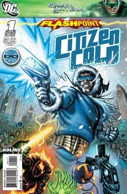 Flashpoint: Citizen Cold (2011) (Grapa) #1