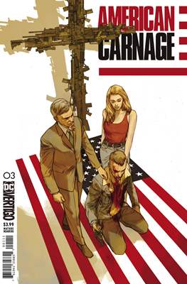 American Carnage (Comic book) #3