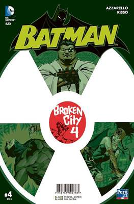Batman: Broken City (Grapa) #4