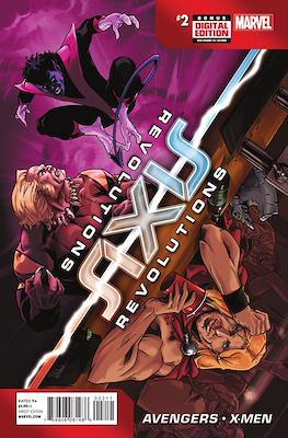 AXIS: Revolutions (Comic Book) #2