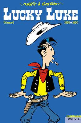 Lucky Luke - L'Intégrale (Cartoné) #6