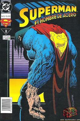 Superman: El Hombre de Acero #8
