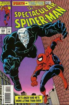 The Spectacular Spider-Man Vol. 1 #204
