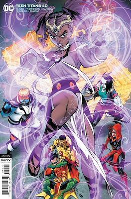 Teen Titans Vol. 6 (2016-Variant Cover) (Comic Book) #40