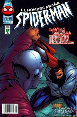 Spider-Man Vol. 2 (Grapa) #23