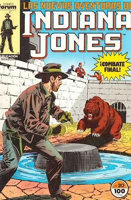 Indiana Jones (Grapa 24 pp) #20