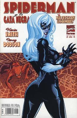 Spiderman y la Gata Negra: El mal que hacen los hombres (2003 Grapa, 24-32 páginas) #2