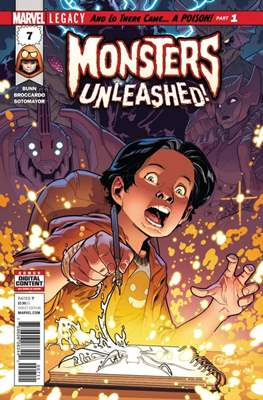 Monsters Unleashed (2017-...) (Comic-book) #7