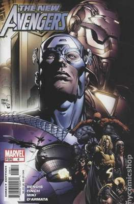 The New Avengers Vol. 1 (2005-2010) #6