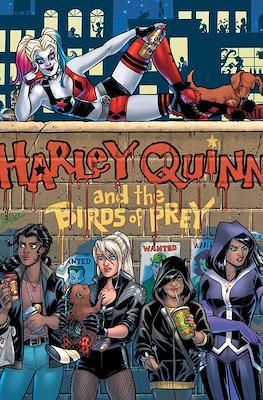 Harley Quinn y las Aves de Presa: A la caza de Harley (Cartoné 160 pp)