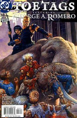 Toe Tags Featuring George A. Romero (Comic Book 24 pp) #3