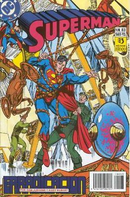 Superman: El hombre de acero / Superman Vol. 2 #83