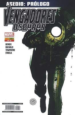 Vengadores Oscuros (2009-2011) (Grapa 24 pp) #12