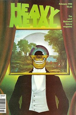 Heavy Metal Magazine (Grapa) #35