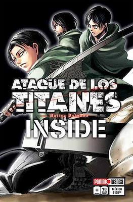 Ataque de los Titanes: Inside