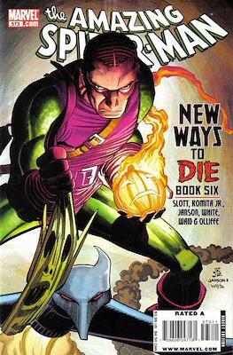 The Amazing Spider-Man Vol. 2 (1999-2014) (Comic-Book) #573