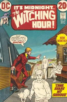 The Witching Hour Vol.1 (Grapa) #23