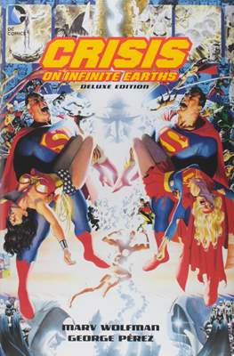 Crisis on Infinite Earths. Deluxe Edition