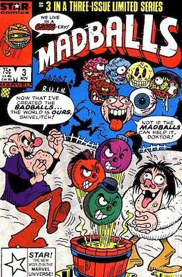 Madballs (Comic Book) #3