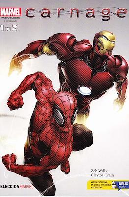 Selección Marvel (Rústica) #1
