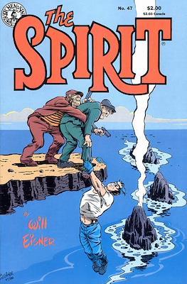 The Spirit (1983-1992) (Comic book. 32 pp) #47
