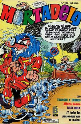 Mortadelo (1987-1991) (Grapa) #101