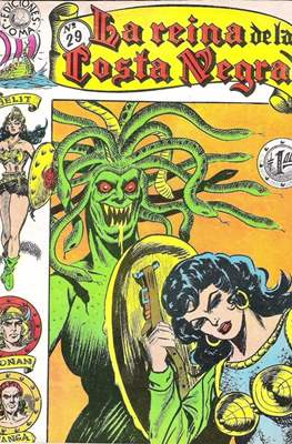 La Reina de la Costa Negra (2ª época - Grapa) #29
