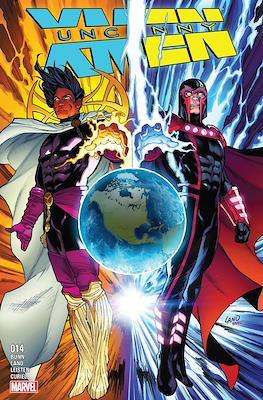 Uncanny X-Men (Vol. 4 2016-2017) (Comic-book) #14