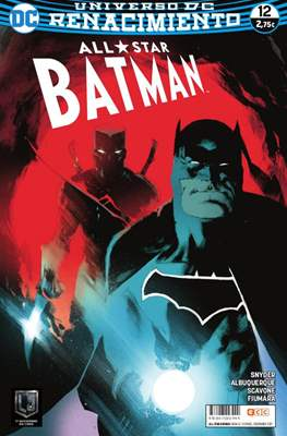 All-Star Batman. Renacimiento (Grapa) #12