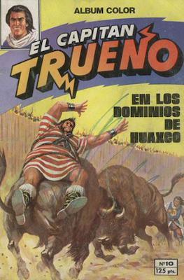 El Capitán Trueno. Álbum color (Rústica, 64 páginas) #10