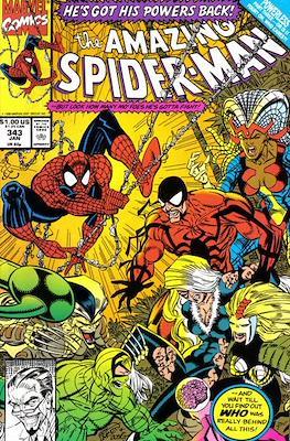 The Amazing Spider-Man Vol. 1 (1963-1998) (Comic-book) #343