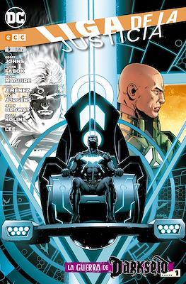 Liga de la Justicia. Nuevo Universo DC #9