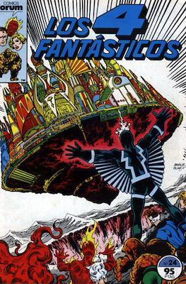 Los 4 Fantásticos Vol. 1 (1983-1994) (Grapa 36-32-24 pp) #24