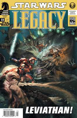 Star Wars: Legacy (Digital) #33