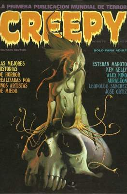 Creepy (Grapa, 1979) #7