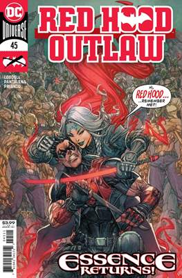 Red Hood and the Outlaws Vol. 2 (Comic Book) #45