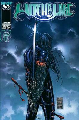 Witchblade (Comic Book) #21