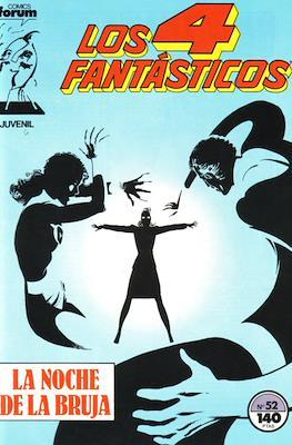 Los 4 Fantásticos Vol. 1 (1983-1994) (Grapa 36-32-24 pp) #52