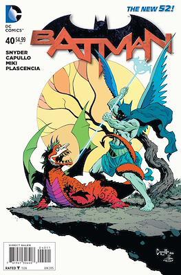 Batman Vol. 2 (2011-2016) (Comic Book) #40