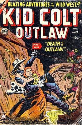 Kid Colt Outlaw Vol 1 #25